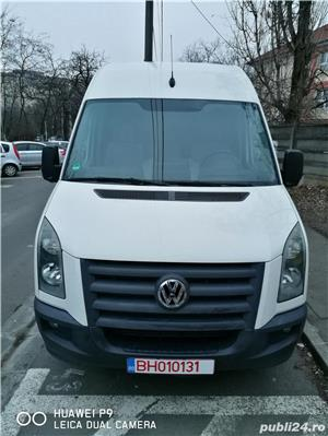 Vw crafter urgent stare impecabil... - imagine 2