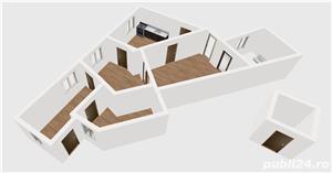 Apartament semidecomandat 3 camere zona Unirii, Marasesti, Parter - imagine 2