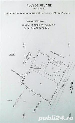 Casa Filipesti de Padure (zona Cris - Tim) - imagine 9