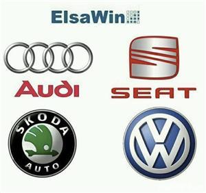 ELSA WIN 5.30 VAG Group NEW ElsaWin FULL Pack 2014-2016 - VW AUDI SKODA SEAT - imagine 1