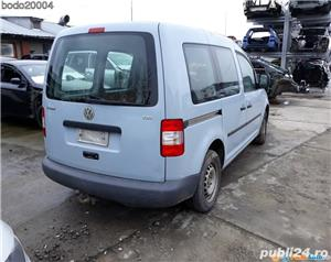 Carlig remorcare vw Caddy 2008 - imagine 1