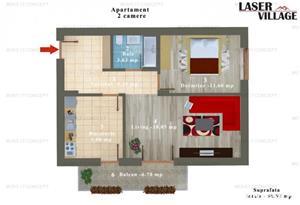 Apartament Magurele bloc NOU - imagine 10