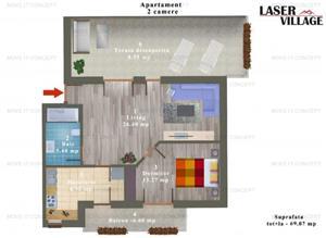 Apartament Magurele bloc NOU - imagine 8