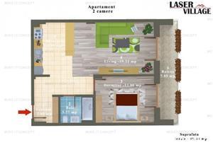 Apartament Magurele bloc NOU - imagine 7