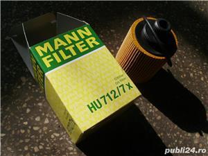 Filtru ulei Fiat Punto 1.3 JTD 16V MANN HU712/7X - imagine 1