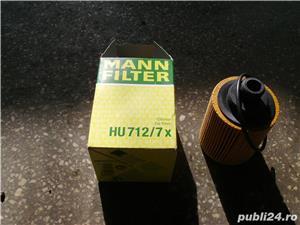Filtru ulei Fiat Punto 1.3 JTD 16V MANN HU712/7X - imagine 2
