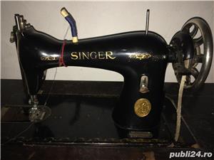 SINGER masina de cusut colectie nefolosita functionare ireprosabila - imagine 2