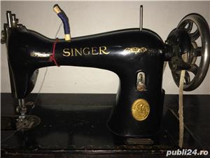 SINGER masina de cusut colectie nefolosita functionare ireprosabila - imagine 3
