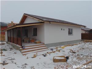 FARA COMISIOANE casa 2019 cu 3 camere PARTER+pod terasa  camera tehnica finisaje utilitati LA CHEIE - imagine 6