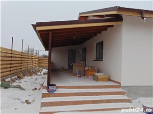 FARA COMISIOANE casa 2019 cu 3 camere PARTER+pod terasa  camera tehnica finisaje utilitati LA CHEIE - imagine 5