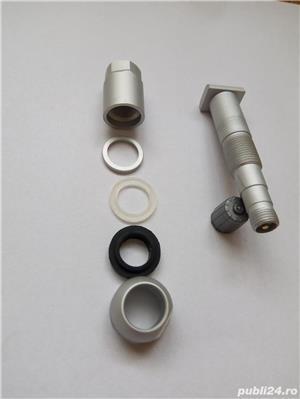 Ventil ( cu valva ) pentru senzor presiune roti roata janta (B) - imagine 8