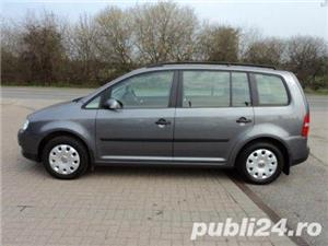 Dezmembrez vw touran 1.6 fsi dsg - imagine 2