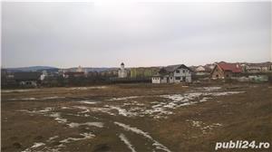 teren in zona jandarmeriei. - imagine 1