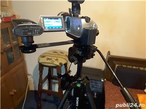 Camera SONY plus accesorii - imagine 4