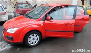 Ford Focus MK2 - 1.6 TDCi - 2007 - 150.000 km - Cutie Automata - 110CP - imagine 2