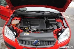 Ford Focus MK2 - 1.6 TDCi - 2007 - 150.000 km - Cutie Automata - 110CP - imagine 7
