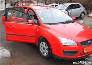 Ford Focus MK2 - 1.6 TDCi - 2007 - 150.000 km - Cutie Automata - 110CP - imagine 3