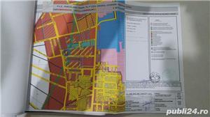 Otopeni, str. Nicolae Grigorescu nr. 14 /2 loturi teren intravilan 591mp/611mp - imagine 1