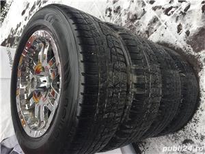 jante/roti cu anvelope M+S si iarna 2+2/137 - imagine 5