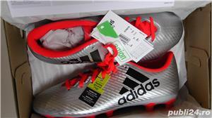 Ghete fotbal crampoane NOI Adidas X16,4 marimea 42 - imagine 2