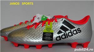 Ghete fotbal crampoane NOI Adidas X16,4 marimea 42 - imagine 1