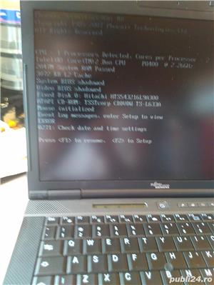 Laptop Fujitsu Siemens Intel 2,26Ghz, 4Gb DDR3, 150gb (Esprimo M9410)  - imagine 3