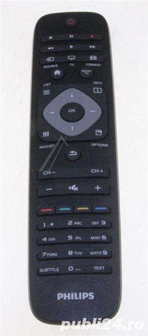 Telecomanda PHILIPS TV LED LCD originala - imagine 2