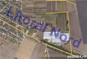 Tuzla, zona sere, teren 5000mp, la 900ml de drumul judetean - imagine 1