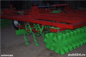 TERRACOMBI -combinator cu cadru fix si rabatabil pentru tractore de la 60CP pina 170CP - imagine 1