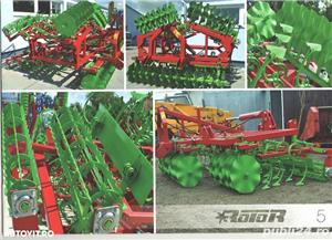 TERRACOMBI -combinator cu cadru fix si rabatabil pentru tractore de la 60CP pina 170CP - imagine 6
