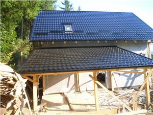 Executam acoperisuri de blocuri si case. - imagine 1