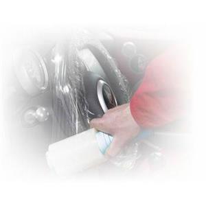 Folie stretch protectie volan + maner plastic - imagine 6
