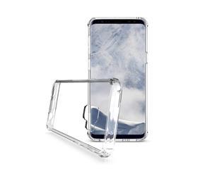 Husa Samsung S9, subtire, tpu, protectiva, transparenta, gd616 - imagine 3