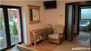 Vand casa vacanta, regim hotelier, rezidenta - Brasov 42 mp, - smart house - mobilata integral lux - imagine 6