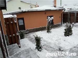 Vand casa vacanta, regim hotelier, rezidenta - Brasov 42 mp, - smart house - mobilata integral lux - imagine 2