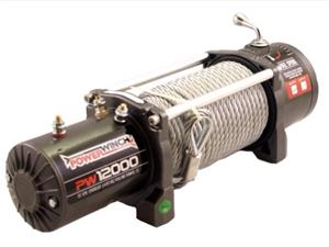 Troliu PowerWinch 12000 LB / 5443 kg. NOU - imagine 4
