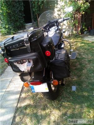 Yamaha DRAGSATAR 1100 - imagine 5