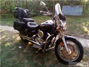 Yamaha DRAGSATAR 1100 - imagine 3