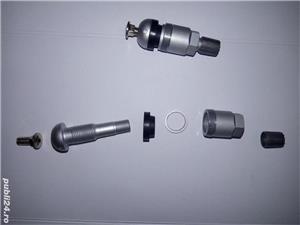 Valva (+ ventil ) pentru senzor presiune roti roata janta (E) - imagine 7