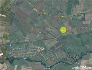 De vanzare 8,13 Ha cu PUZ in Remetea Mare, la sensul giratoriu - imagine 1