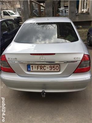 Mercedes-benz E 220 - imagine 14