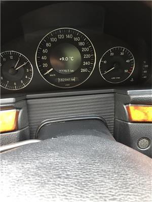 Mercedes-benz E 220 - imagine 21