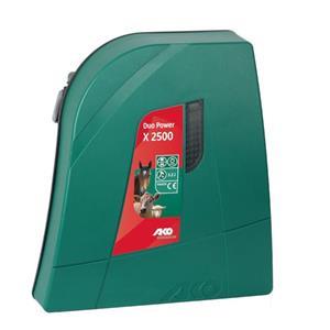 Generator impulsuri  garduri electrice, AKO Duo 2500X, 3 ani garantie - imagine 1