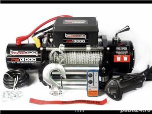 Troliu PowerWinch 13000LB  NOU - imagine 1