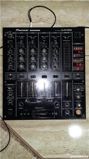 Mixer dj pioneer djm500,allen&heat,rane,numark,reloop,ecler,behringer,dap,dynacord,lem,yamaha,americ - imagine 2