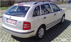 Skoda Fabia Elegance-1.4Tdi-2004 - imagine 5