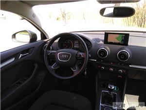 Audi A3 Limuzina clean diesel EURO6 NAVI Xenon LED 09.2015 - imagine 6