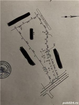Teren intravilan Moreni Dambovita 2.854 mp - imagine 1