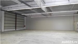 Spatiu industrial de inchiriat 1500 m2 - 4 Eur/m2 - imagine 2