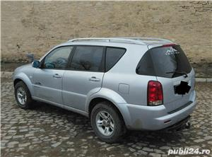 Ssangyong Rexton 4x4 SUV off road  - imagine 10